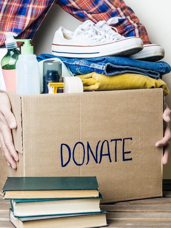 care complex donation
